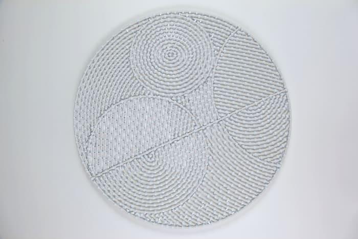 Circles (07) by mounir fatmi