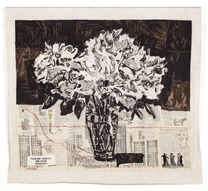 Peonies by William Kentridge