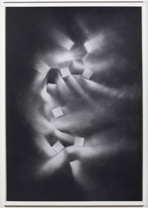 Non-Folding – Geometric Tipping #32 by Haegue Yang