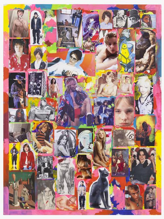 Teenage Bedlam #2 by Richard Hawkins