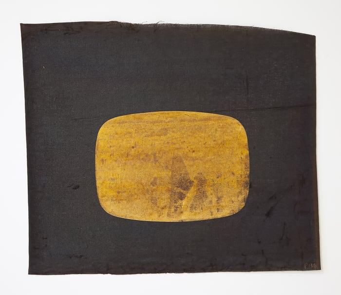 Yellow TV by Tony Conrad
