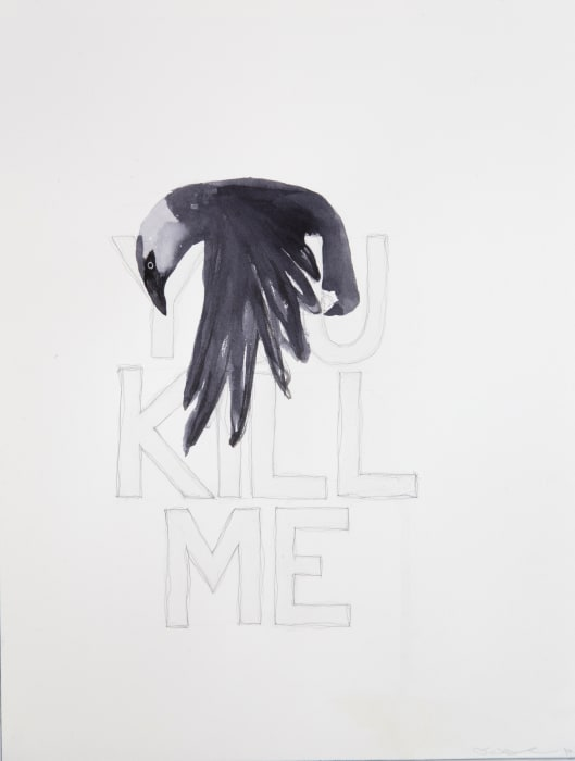 You Kill Me by Claire Morgan