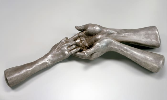 The Welcoming Hands by Louise Bourgeois
