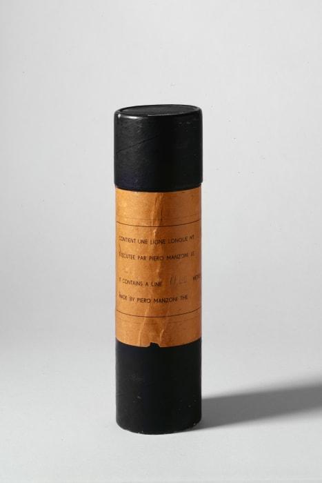 Linea m. 11,60 by Piero Manzoni