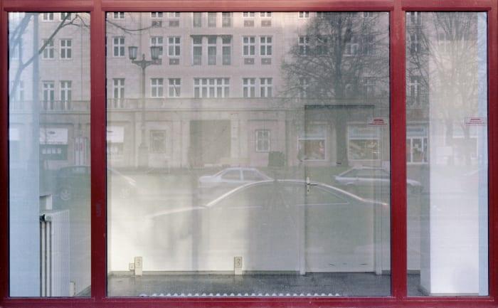 Window 1 by Sabine Hornig