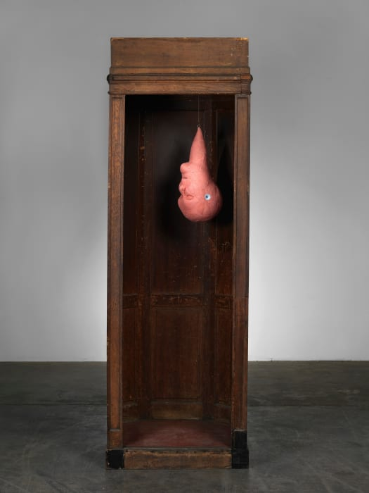 The Hidden Past by Louise Bourgeois
