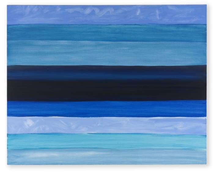 Redondo Beach by Mary Heilmann