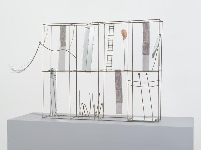 Con gli specchi (With Mirrors) by Fausto Melotti