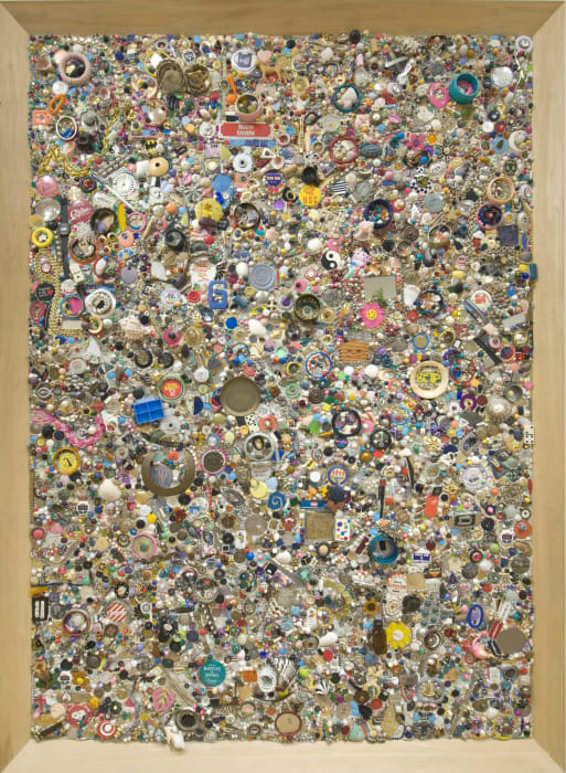 Memory Ware Flat #10 by Mike Kelley