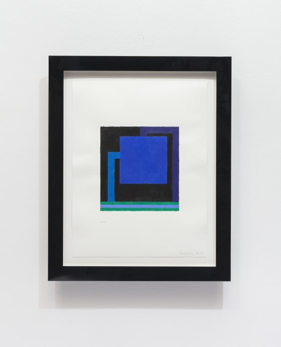 Untitled (8.3.12.6) by Peter Halley