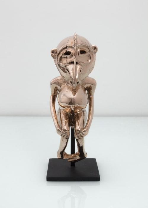 Papua New Guinea Figure by Sherrie Levine