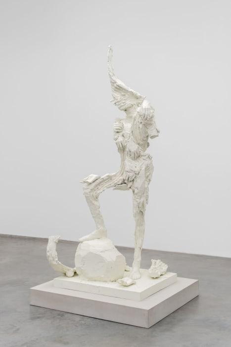 La licorne by David Altmejd