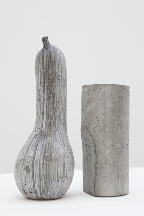 Grayscale by Erika Verzutti