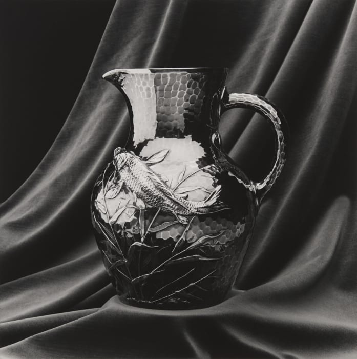 Whiting and Co. Water Pitcher by Robert Mapplethorpe