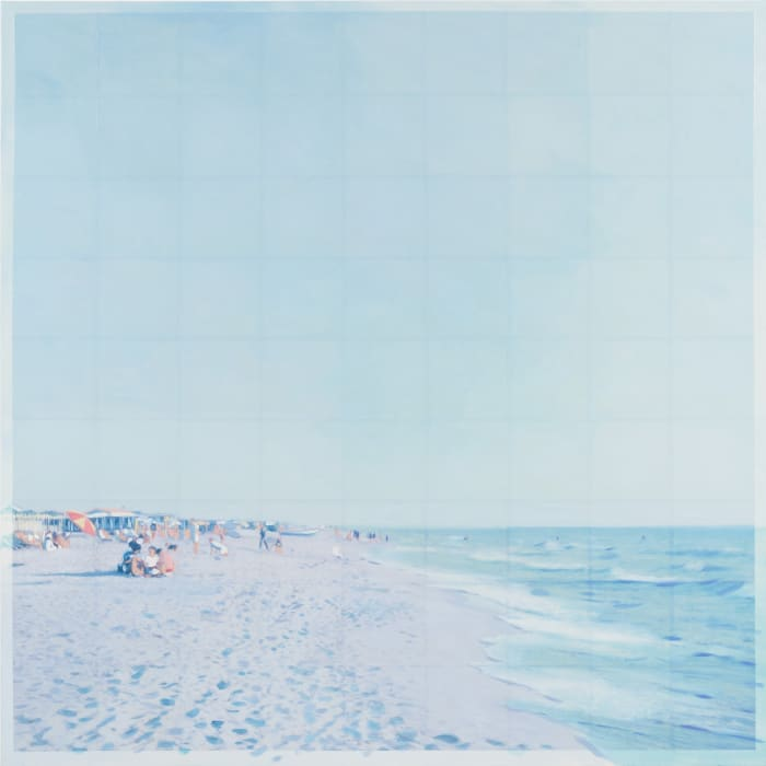 Seaside by Isca Greenfield-Sanders