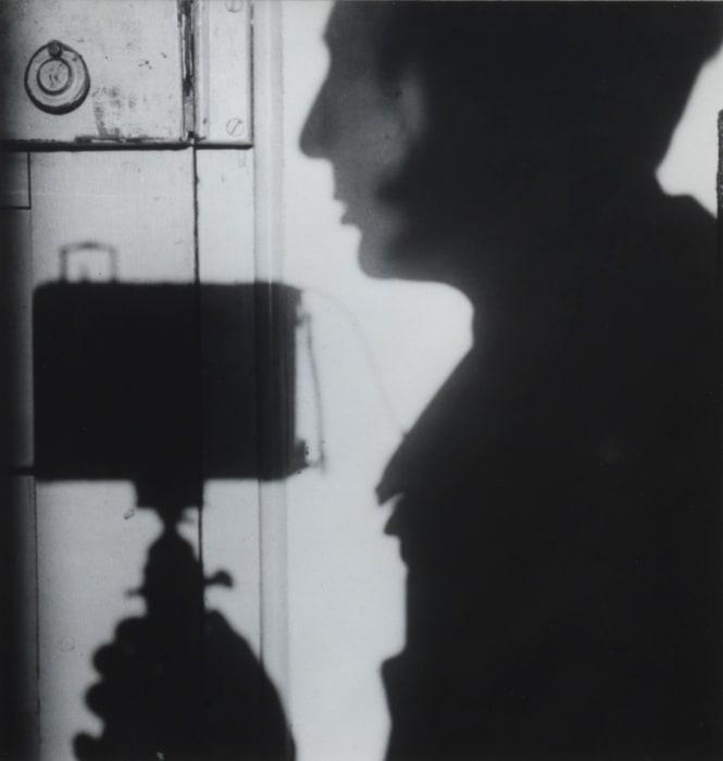 Self Portrait, Paris by André Kertész