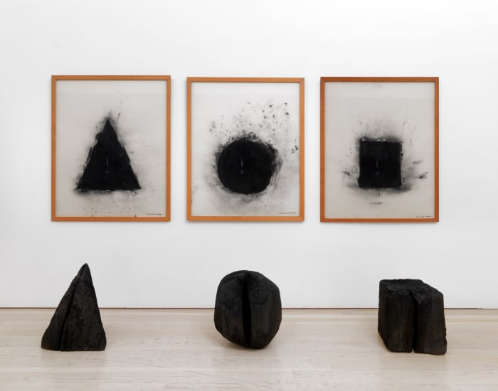 From Nature to Nature by David Nash