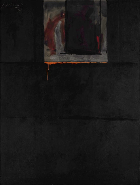 Royal Dirge by Robert Motherwell