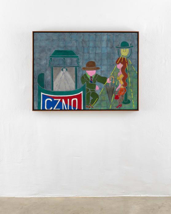 Cinzano (CZNO) by William N. Copley