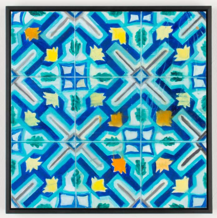 Untitled (Pattern II) by Marc Bauer