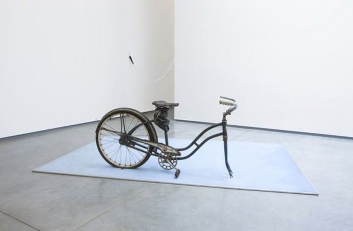 Untitled (Bicycle) by Vlassis Caniaris