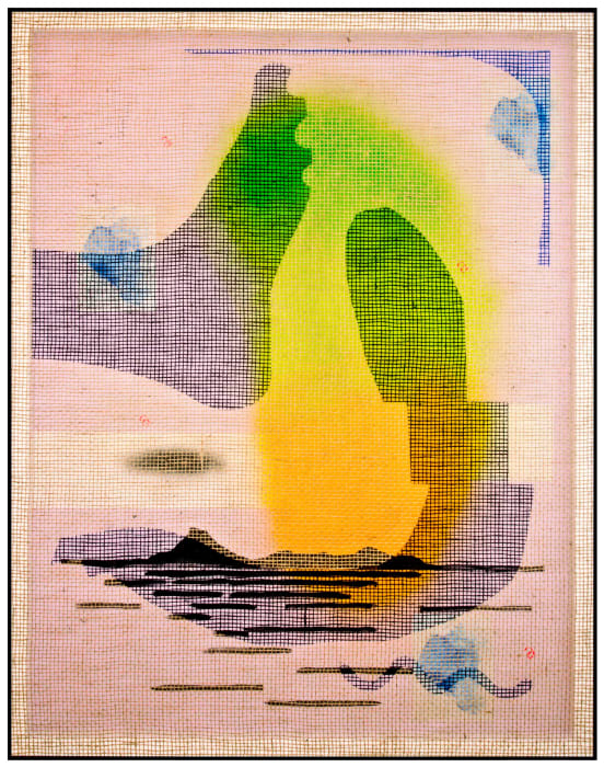 Desire Painting (No Wish no Cry) by David Renggli