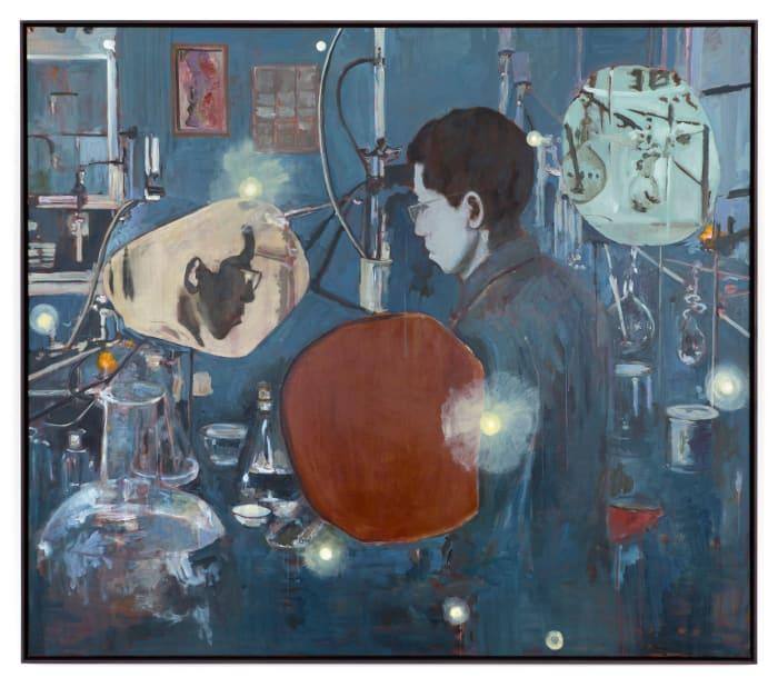 The Alchemist (Der Alchemist) by Uwe Wittwer