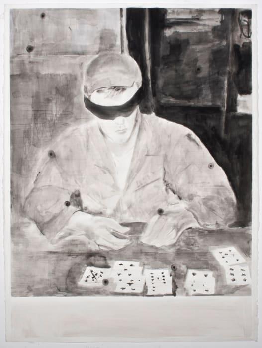 The Gambler, Camp (Der Spieler, Camp) by Uwe Wittwer