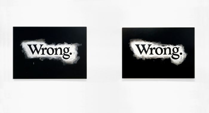 Two Wrongs by Ricci Albenda