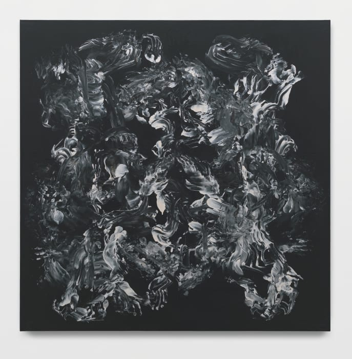 Action Painting 7 by Mark Wallinger