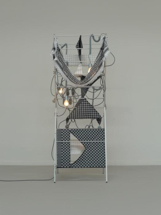 Semi-dépliable-Andante by Haegue Yang