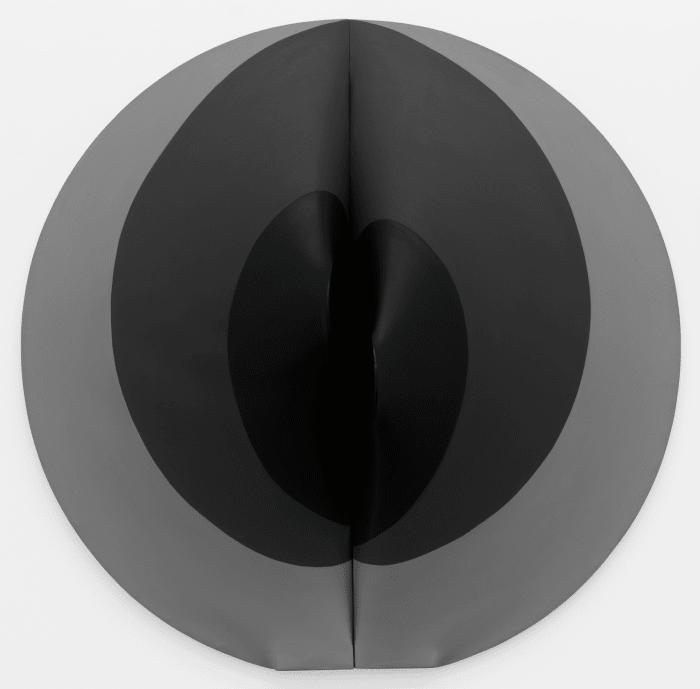 Lunar [Moon] by Zilia Sánchez