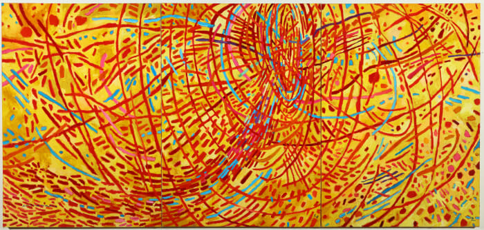 Magnetic Fields by Mildred Thompson