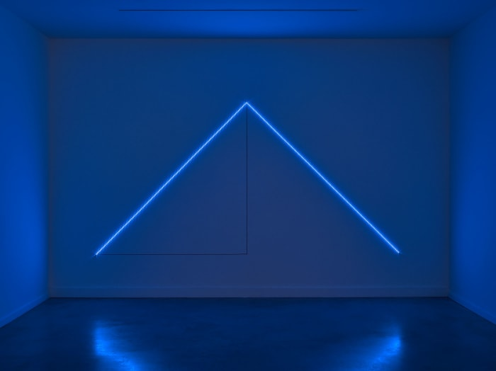 Light work xi by Haroon Mirza