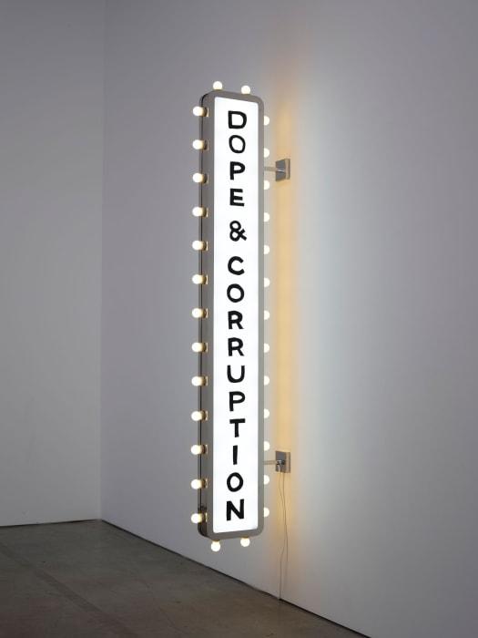 Dope & Corruption by Ragnar Kjartansson
