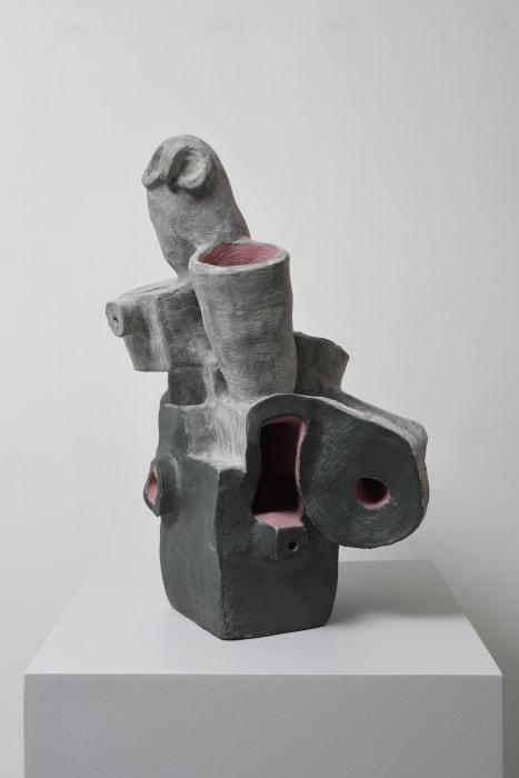 The Stone Owl by Domenico Mangano