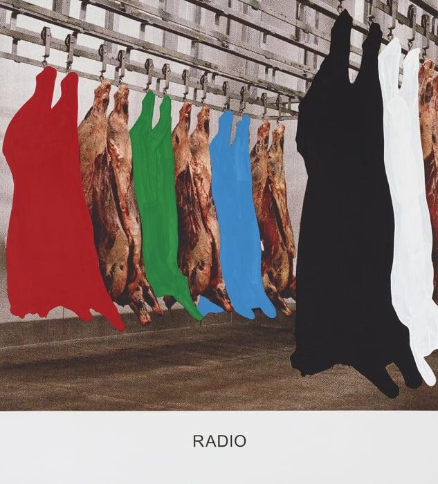 RADIO by John Baldessari