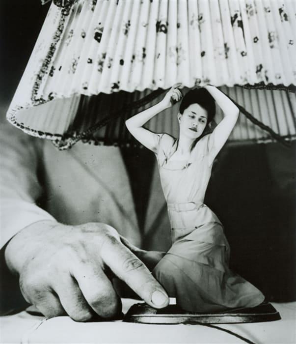 Sueño Nº1 Artículos Eléctricos para el Hogar by Grete Stern