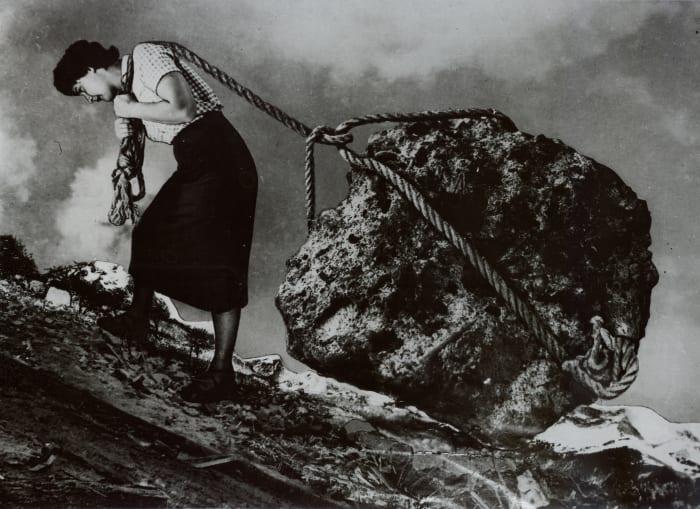 Sueño Nº 15,  Untitled by Grete Stern