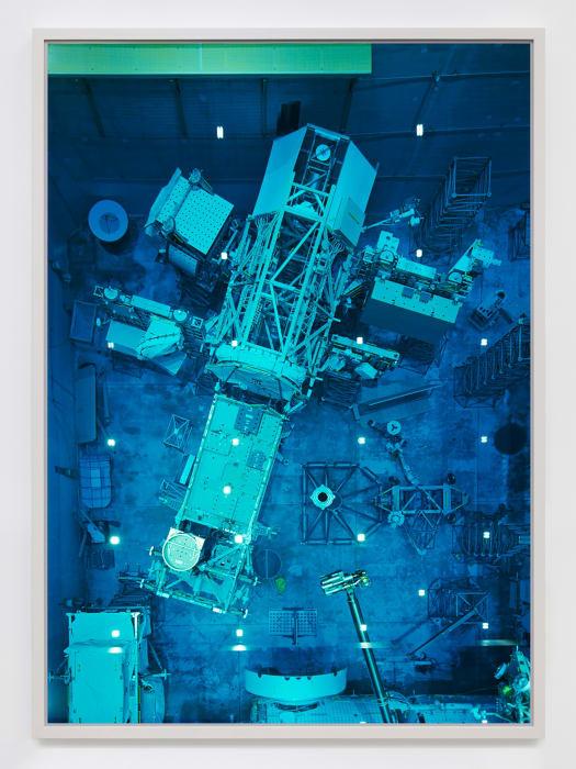 Full-scale Mock-up 2, JSC, Houston by Thomas Struth
