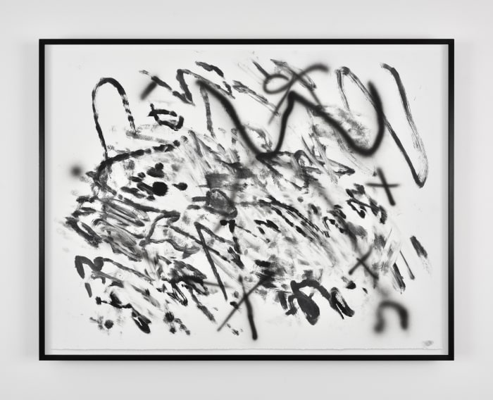 Monotype #11 by Julie Mehretu