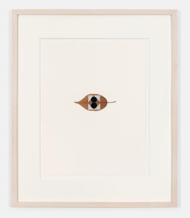 Two Eyes by Gabriel Orozco