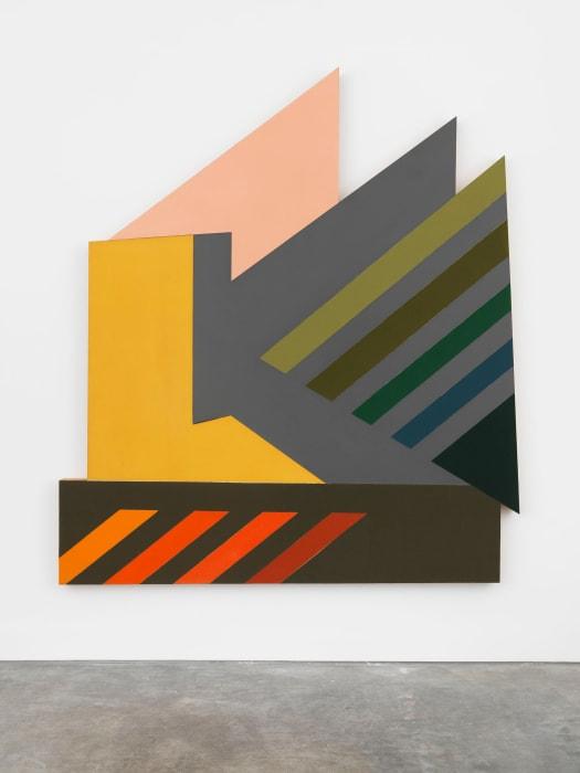 Grodno I by Frank Stella
