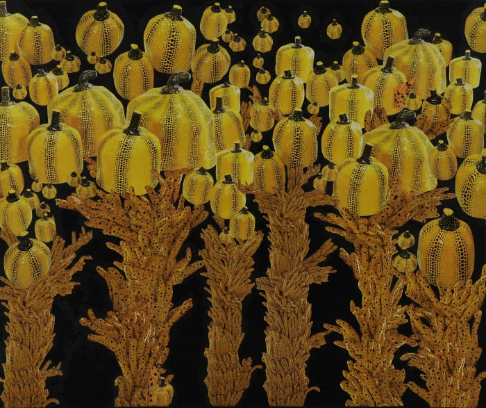 Repetitive Vision by Yayoi Kusama