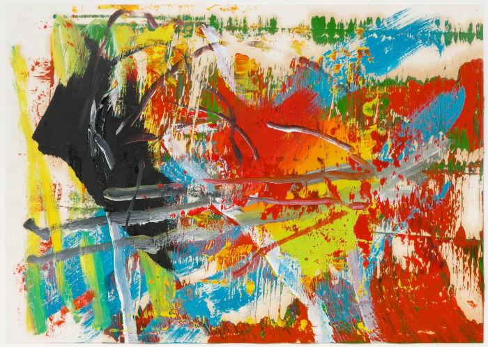 1.10.83 by Gerhard Richter