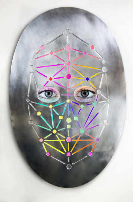 N<*x by Tony Oursler