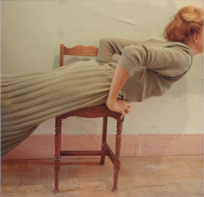 Untitled (New York) by Francesca Woodman