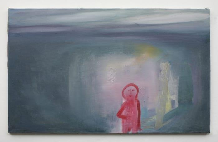 herumstehen, 10.+11.12.2005 by Miriam Cahn