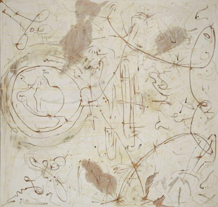 'Untitled' by Sigmar Polke