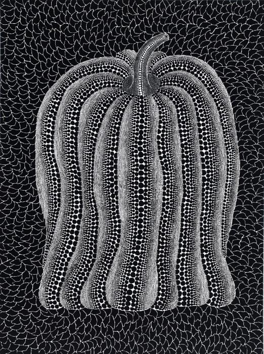 PUMPKIN [KBR] by Yayoi Kusama